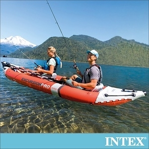 INTEX 2人獨木舟橡皮艇EXCURSION PRO型(68309)