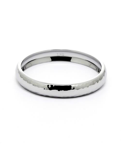 CK Calvin Klein CK 精緻時尚水波紋手環飾品(KJ68AB0102)