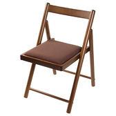 木製折疊椅 RYUK DBR NITORI宜得利家居