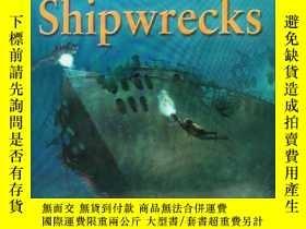 二手書博民逛書店100罕見Facts-Shipwrecks 英文原版-《〈100