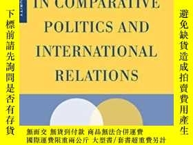 二手書博民逛書店Theory罕見And Evidence In Comparative Politics And Internat
