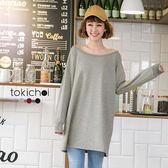 東京著衣-多色慵懶系寬肩版型洋裝(172524)