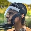 護目鏡 勞保護目眼鏡全臉防灰塵面罩飛濺電焊工防護隔離面罩騎行防風 618購物節