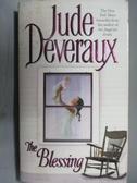 【書寶二手書T2/原文小說_OSC】The Blessing_Jude Deveraux