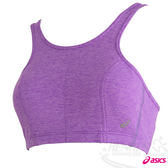 ASICS亞瑟士 交叉肩帶運動內衣(紫) 2014新品  吸汗速乾