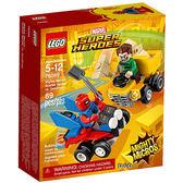 樂高積木 LEGO《 LT76089 》超級英雄系列 - Mighty Micros: 猩紅蜘蛛vs.睡魔人╭★ JOYBUS玩具百貨