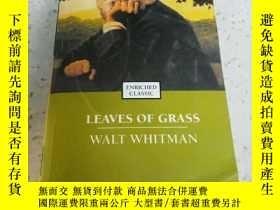 二手書博民逛書店Leaves罕見of Grass (Enriched Class