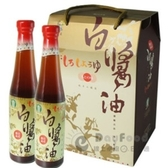 【西螺農會】日式白醬油 12瓶(400ml/瓶)