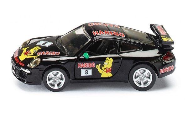 SIKU 德國小汽車 Su1456 - 世界盃保時捷911 Modellino di Porsche 911 da corsa