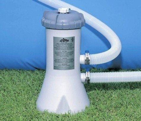 [衣林時尚]INTEX 大游泳池專用電動過濾器(244/305/366cm 泳池都可用) 濾水器 28603