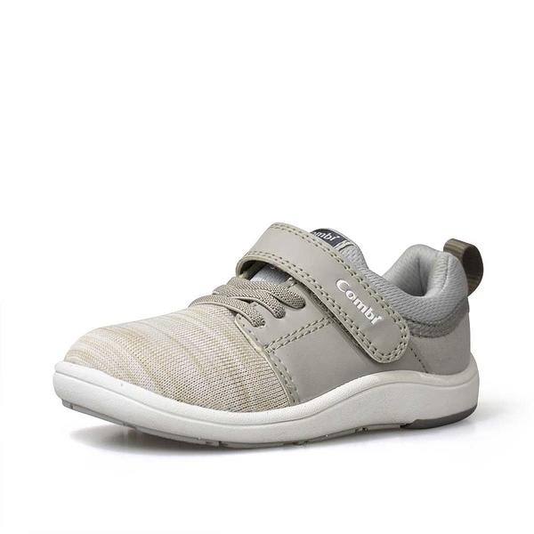 康貝 Combi NICEWALK 醫學級成長機能鞋-灰