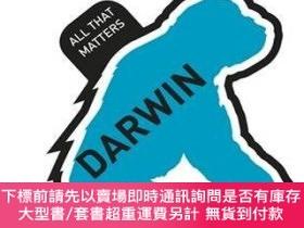 二手書博民逛書店Darwin:罕見All That Matters達爾文:重要的事,英文原版Y449990 Alison M