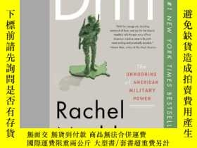 二手書博民逛書店罕見DriftY256260 Rachel Maddow Broadway Books (a Division