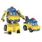 《 POLI 波力 》變形車系列 - 4 吋巴奇  ╭★ JOYBUS玩具百貨