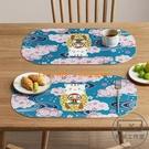 日式招財貓隔熱墊防燙耐熱家用西餐餐墊硅膠餐桌桌墊子杯墊【輕派工作室】