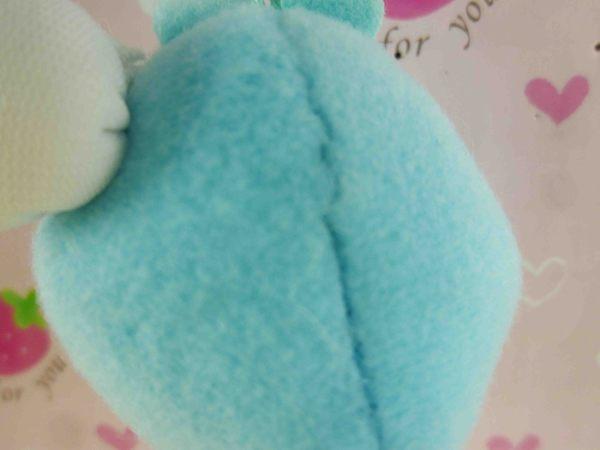 【震撼精品百貨】となりのトトロTotoro_絨毛鎖圈-龍貓藍