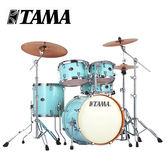 【敦煌樂器】TAMA Silverstar VP52KRS 爵士鼓組 5PC LBL 天空藍