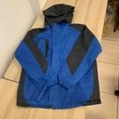 基本款修身顯瘦休閒防風外套(L號/121-7358)