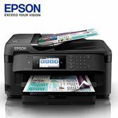 EPSON WF-7711 網路高速 A3+ 專業噴墨複合機【加購墨水~登錄送標籤機】