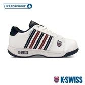 【超取】K-SWISS Eadall WP防水老爹鞋-男-白/藍/紅