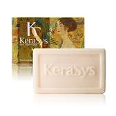 KERASYS可瑞絲-曠世名畫精油皂-玫瑰百香果Q10(100g)*6入