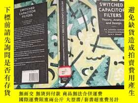 二手書博民逛書店SWITCHED罕見CAPACITOR FILTERSY333530 如圖 如圖