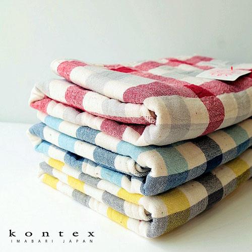 【クロワッサン科羅沙】日本今治~Kontex有機灰格浴巾
