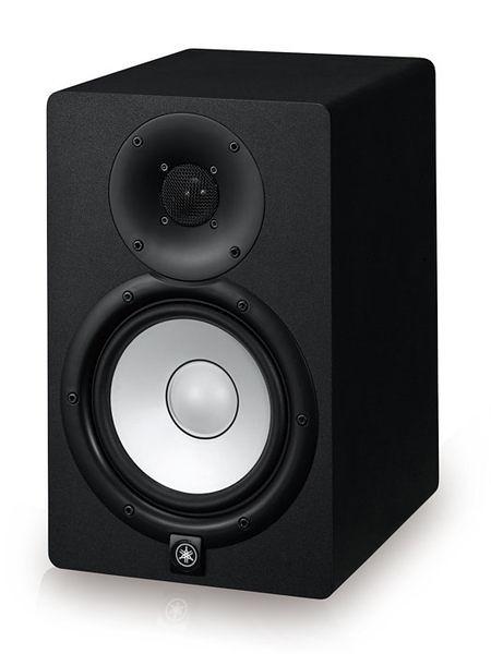 音響世界。新YAMAHA HS 7 6.5吋兩音路95W主動監聽喇叭。公司貨。黑色/附ON STAGE避震墊+Pro Co線材