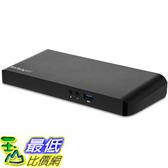 [8美國直購] 螢幕切換器 StarTech.com Dual Monitor USB-C Laptop 4K HDMI 4xUSB 3.0 Ports (MST30C2DPPD)