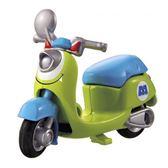 TOMICA 多美小汽車 DMA-06 10週年 夢幻大眼仔摩托車 【鯊玩具Toy Shark】