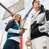 澳洲MOUS Fitness 運動健身搖搖杯-海軍藍海軍藍