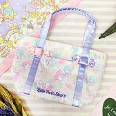 【KP】雙子星夢幻糖果提袋 三麗鷗  手提 包 正版日本進口授權 4901610438961