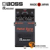 Boss MT-2W 重金屬破音效果器 日本製【 技Waza Craft / Metal / MT2W 】