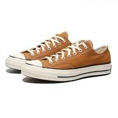 CONVERSE CHUCK TAYLOR ALL STAR 1970 70S 卡其 奶油頭 黑標 帆布鞋 低筒 男女 (布魯克林) 170091C
