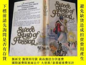 二手書博民逛書店Sweet罕見Rush of PassionY9636 by L