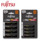 公司貨 FUJITSU 富士通 低自放電 電池 3號 4號 鎳氫充電電池 充電電池 HR-3UTHC HR-4UTHC