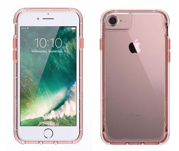 ★ APP Studio★ 【Griffin  】 Survivor Clear iPhone 7(4.7吋)軍規防摔殼