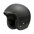 【東門城】ASTONE SP3 AT21 彩繪 (平光黑/銀) 復古帽 3/4罩安全帽