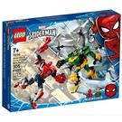 LEGO樂高 MARVEL SUPER HEROES系列 Spider-Man & Doctor Octopus Mech Battle_LG76198
