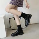 鞋子女秋冬百搭短靴女春秋單靴2020年新款馬丁襪靴ins網紅瘦瘦靴 小山好物