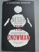 【書寶二手書T7/原文小說_KEW】The Snowman_Nesbo, Jo/ Bartlett, Don (TRN)