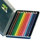 【義大利 GIOTTO】256200  STILNOVO 水溶性彩色鉛筆(12色) 鐵盒 /盒