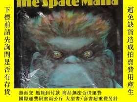 二手書博民逛書店英文原版罕見The Silence of the Space Mafia by Philip Curtis 著
