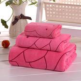 浴巾套裝成人男女抹胸大毛巾三件套比純棉吸水