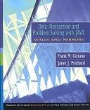 二手書博民逛書店《Data Abstraction and Problem Solving with Java: Walls and Mirrors》 R2Y ISBN:0201702207