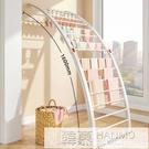 嬰兒落地室內陽台折疊伸縮晾衣架家用臥室飄窗涼曬被子神器 夏季新品 YTL