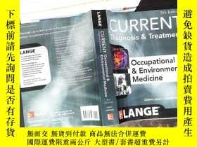 二手書博民逛書店Current罕見Occupational and Environmental MedicineY167411