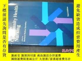二手書博民逛書店Reading罕見in Community Health Nursing Thied Edition 社區衛生護理