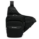 PLAYBOY - 單肩背包 Explorer系列 - 黑色