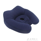 坐墊-日本辦公室3D坐墊記憶棉提臀翹臀護臀尾椎減壓墊孕婦墊透氣夏 YYS 花間公主